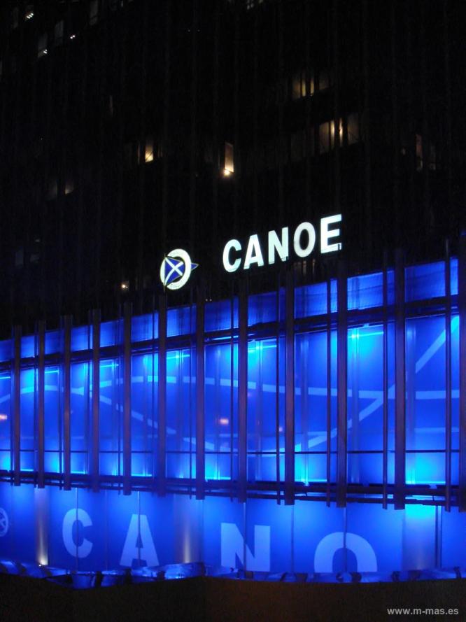 Bingo Canoe en Madrid 2
